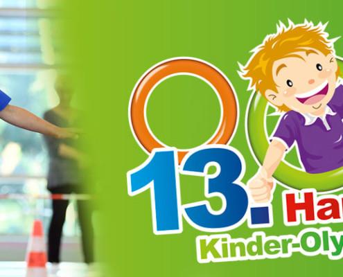 13. Kinder-Olympiade